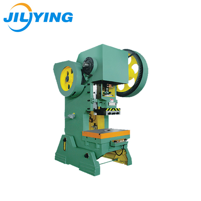 Fixed range fabric punching machine CE