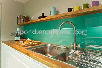 Vetro Cucina Alzatina/colore Vetro Temperato Per La Cucina - Buy ...