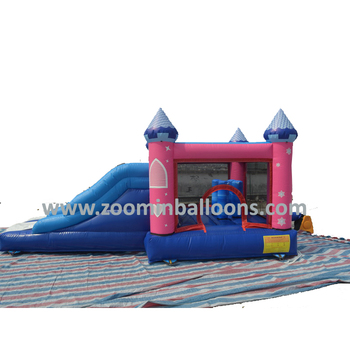 Cheap inflatable combo slide bounce house,cheap inflatable bouncy castle price for sale Z2038