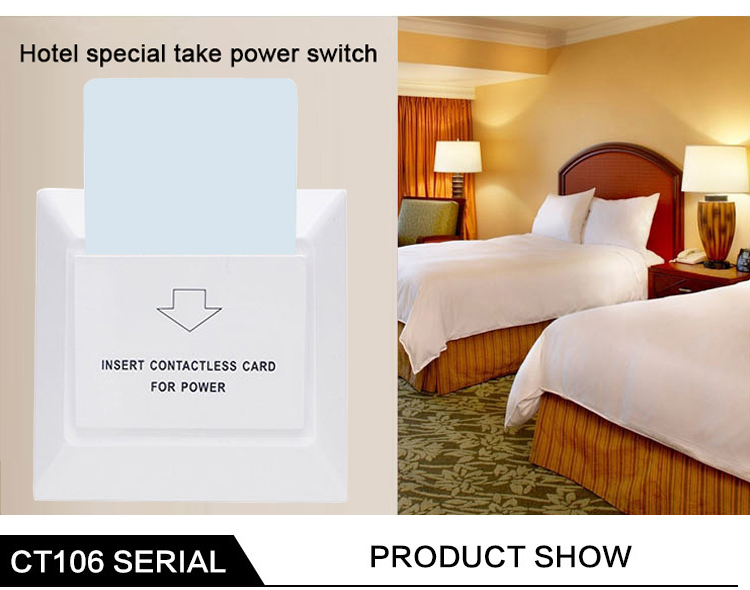 ABS wall switch power saving switches electronic