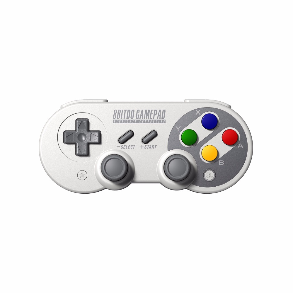 Gamepad Nirkabel Bluetooth Gaming Controller 8 Bitdo SF30 Pro untuk Switch/MacOS/Android/PC