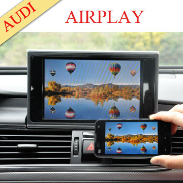 Carphone CVS-1221 Mercedes-benz video interface wifi display update car show dvds
