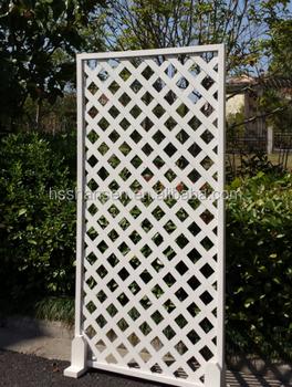Garden Decorative Wooden Garden Lattice Fence