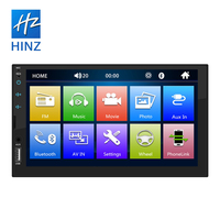 7inch 800*480 Car MP5 Player double din car stereo with Bluetooth FM Phone Link