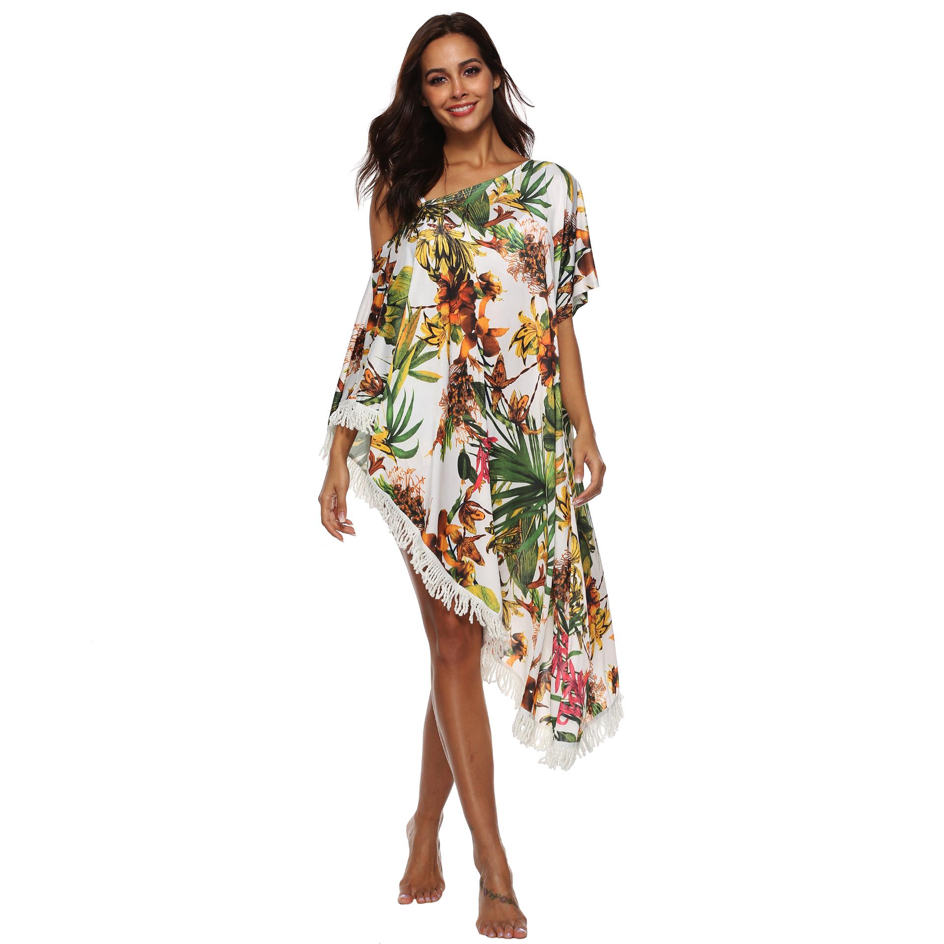 5be67a862ef Купить Бахромой Платье оптом из Китая