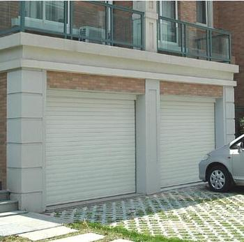 Roller Shutter Manual Or Auto Glass Garage Door Prices Buy Glass