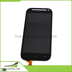 For HTC One SV LCD Display & Digitizer Touch Panel & Front Camera Hole for HTC Desire P T326h