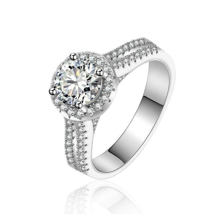 Bague de mariage diamant pas cher