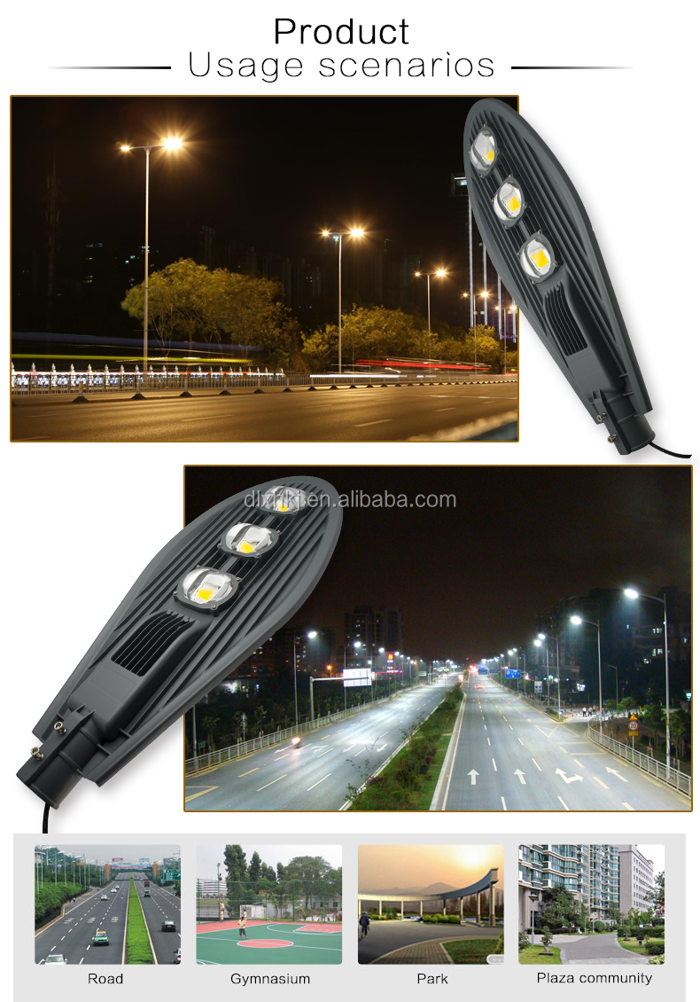 Waterproof Super long Service life 3years warranty ip65 90w led solar street light