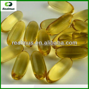 China supplier new product flax seed oil capsule