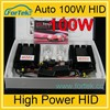 H4 hid conversion kit 100W