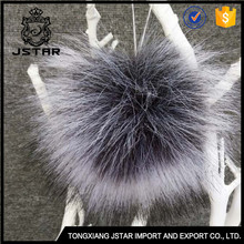 Hot Sale Pom Poms Ball Faux Fox Fur Pompom Balls