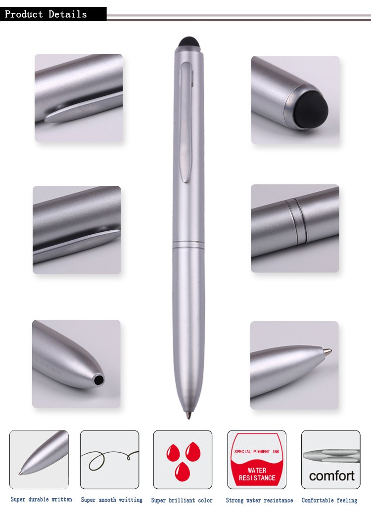 Novelty style pen refill color can be changed when twist it,multicolor pen welcome you