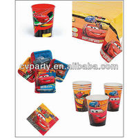 cars theme party supplies