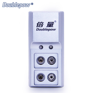DP-K19 LED Intelligent Rapid Cell Charger for 9V Ni-MH & Li-ion Rechargeable Battery