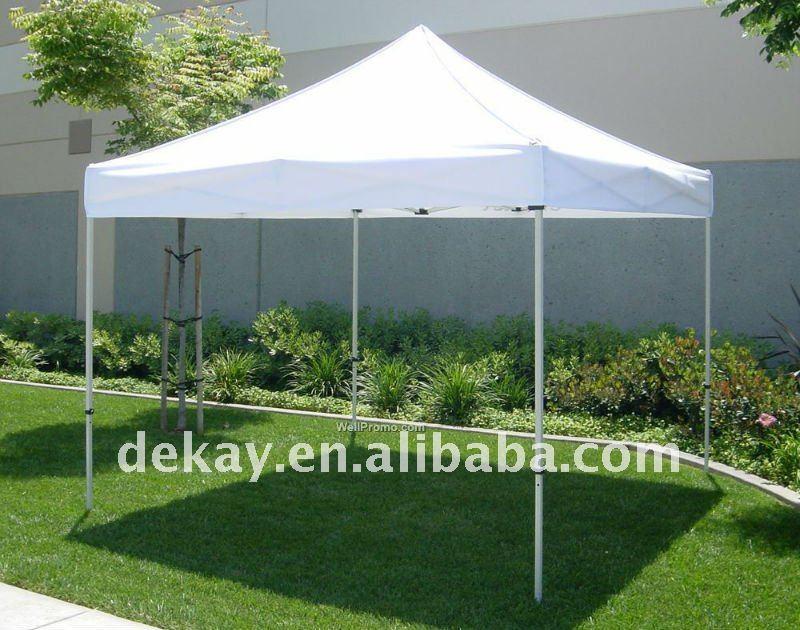10x10 Deluxe Sechskantstahl Rahmen Garten Unterstand Pavillon ...