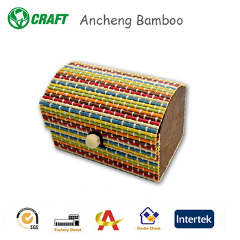 bamboo colored jewelry boxes shipping from china