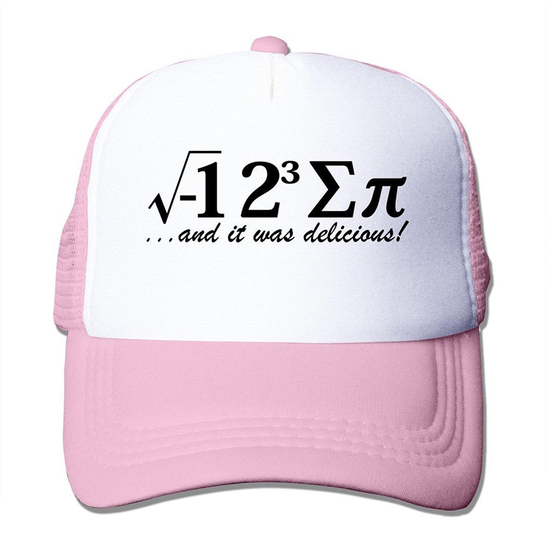 9ed86ffdb0a Get Quotations · HiSport Unisex Caps I Ate Sum Pie Trucker Hat Summer Kangol  Hats