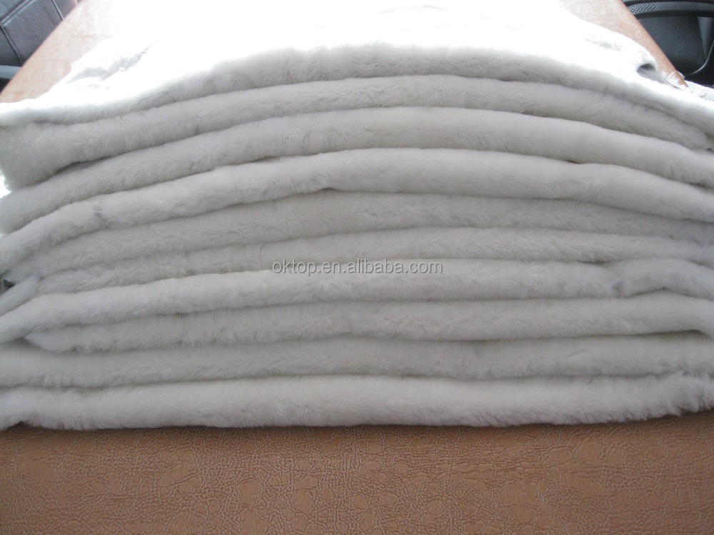 China wholesale real sheepskin fabric for linging