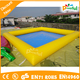 custom indoor inflatable children swimming pool for sale