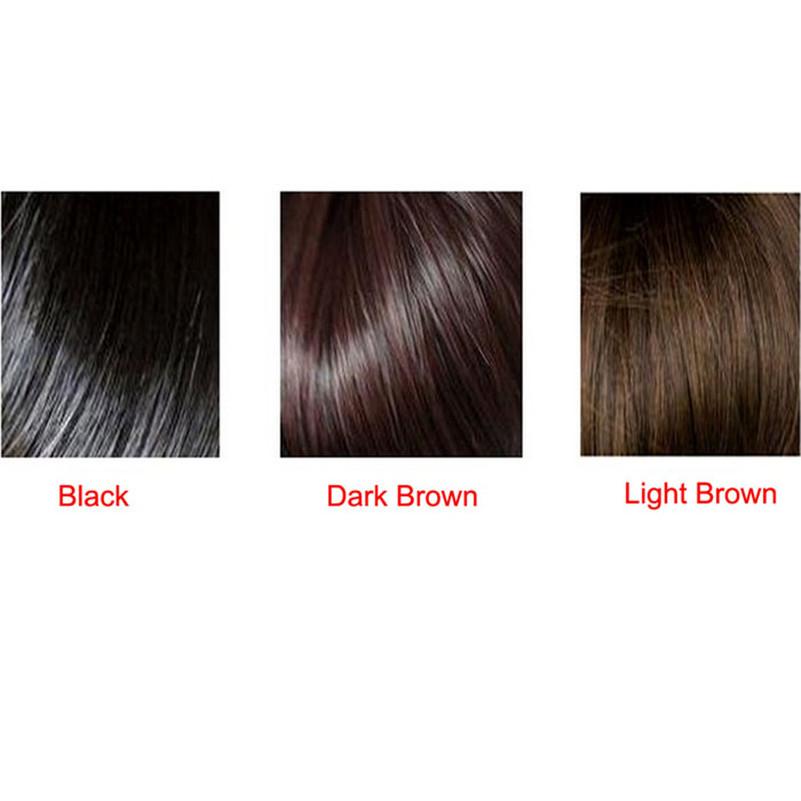 Стильный мода новых женщин дамы Pro салон прямые полной челкой бобо волосы косплей парик шатен / коричневый / черный