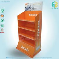 HIC cardboard display panel, portable trade show booth