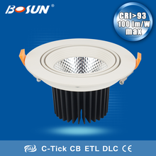 30w downlight led lamp/stainless steel led downlight