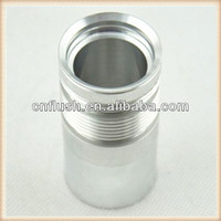 High quality and precision metal part manufacturing