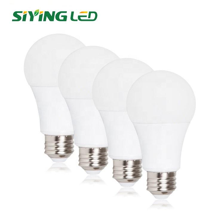 China Golden Supplier A60 E27 led bulbs Popular Led Lightings