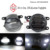 2017 car new fog lights higher lumen for car auto fog lights led for original car