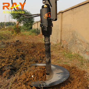 Fence Auger, Fence Auger Suppliers and Manufacturers at