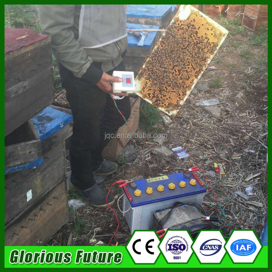 2016 new design varroa mite without resistance, without residue for beekeeper