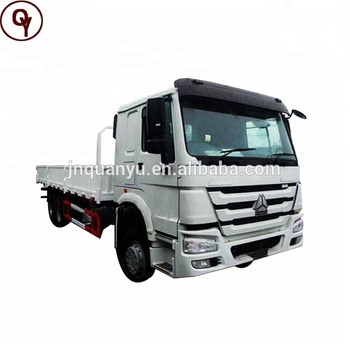 Chinese Sinotruk Howo Mini Cargo light Trucks 4x2 For Sale