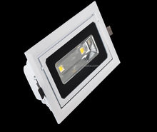 High Luminous 3000lm 30W Square LED Downlight