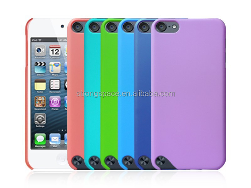New 2015 colorful protective case for apple ipod touch 6