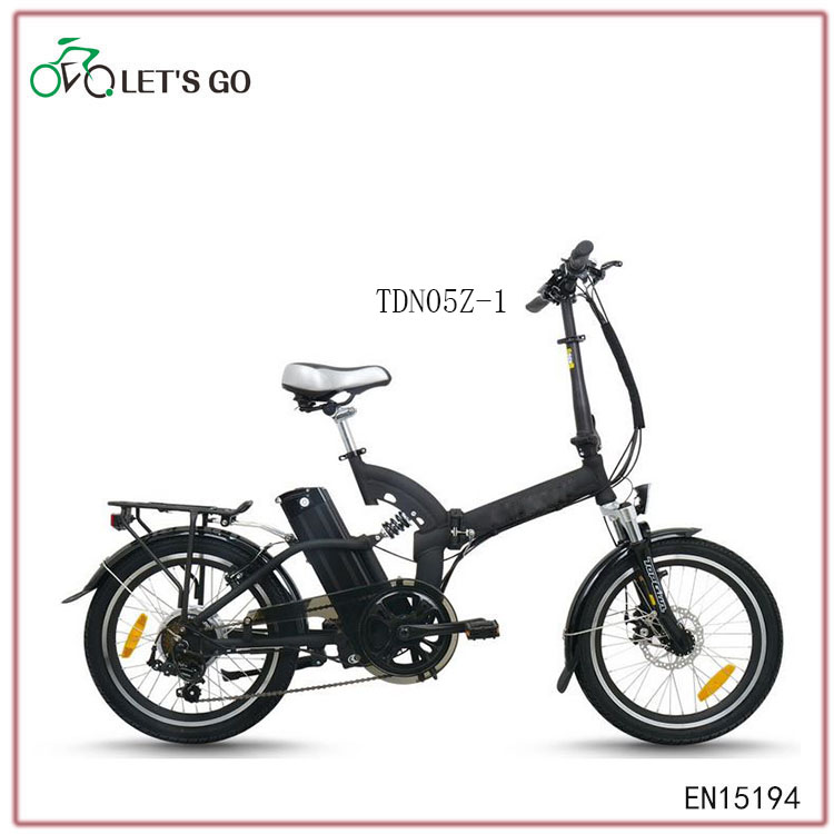 OEM 250W suspension frame pantera electric bike