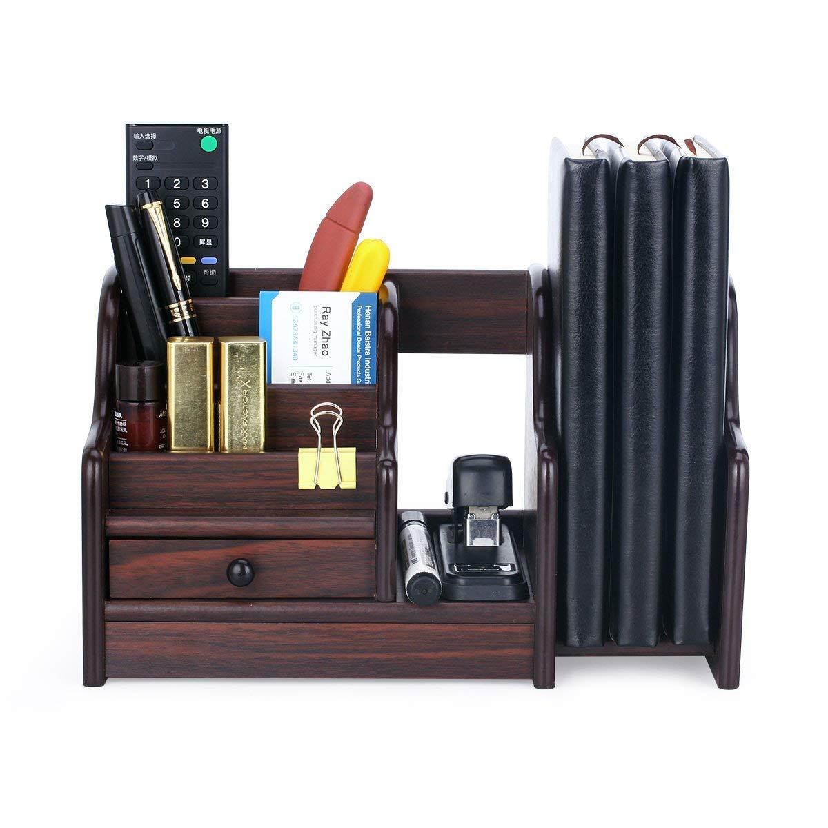 Ikee Design Acrylic 6 Shelf Office Desk