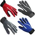 Fashion Mens Full Finger Sport Gloves Exercise Gym Gloves Yoga Gloves Black Training Gloves Free Shipping