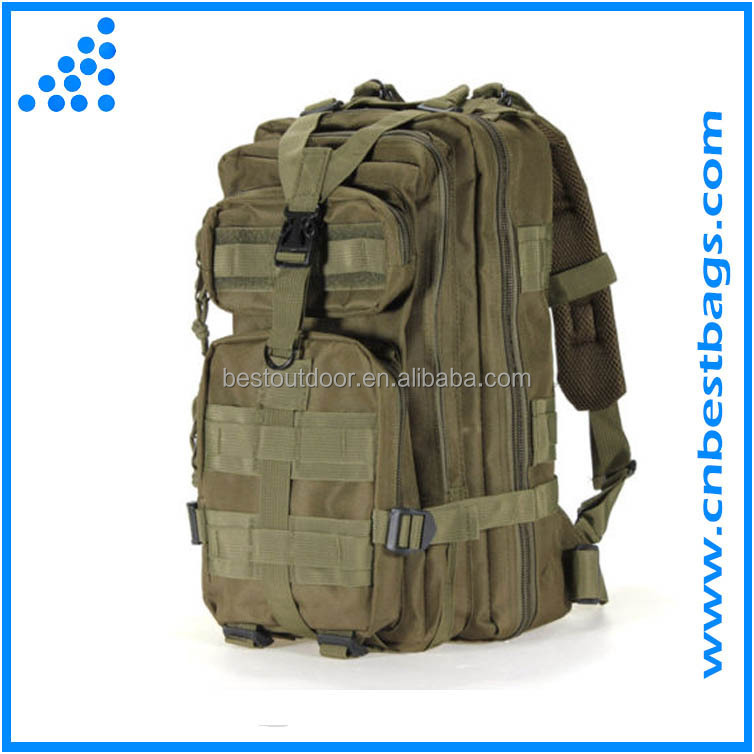 Outdoor Military Tactical Rucksack Camping Hiking Trekking Backpack Sports Bag