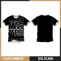 Italian Fashion Men T-Shirt Fair Trade Name Brand Wholesale Clothing