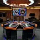 Metal Roulette Casino 8 Player Classic Edition Casino Game Intelligent Jackpot Electronic Roulette Machine Gambling Machine For Sale