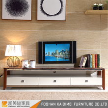Luxury modern design led tv cabinet