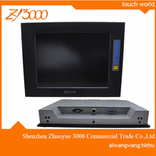 "Monitors IR / SAW /Capacitive / Resistive 10"" touch screen"