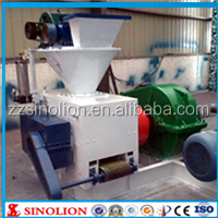 Factory price high pressure hydraulic dry powder Aluminum press machine make Aluminum powder to briquette