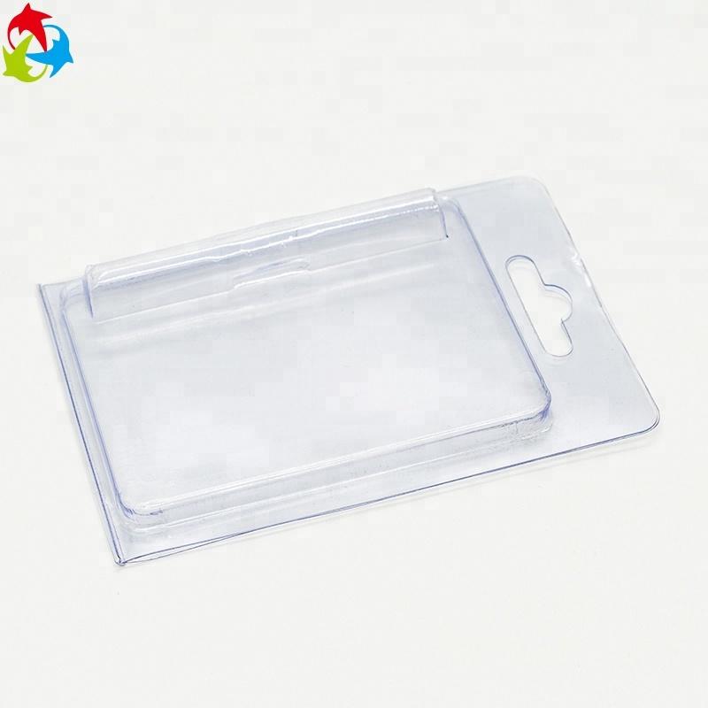 Personalizado de Plástico Descartável 0.5 ml/1 ml Caneta Vape Blister Embalagem Clamshell