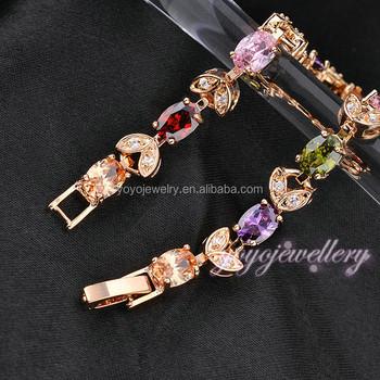 Whole Korean Gold 2017 New Latest Trend Bracelet