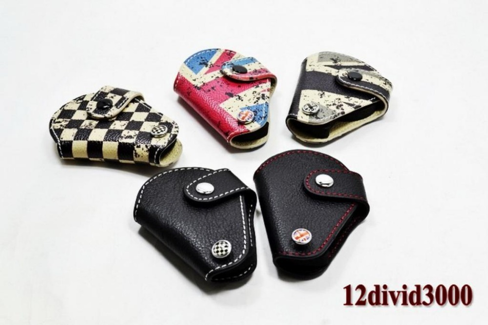 checker key remote fob key cover fit mini cooper jcw f56 2014 up car styling car styling in key. Black Bedroom Furniture Sets. Home Design Ideas