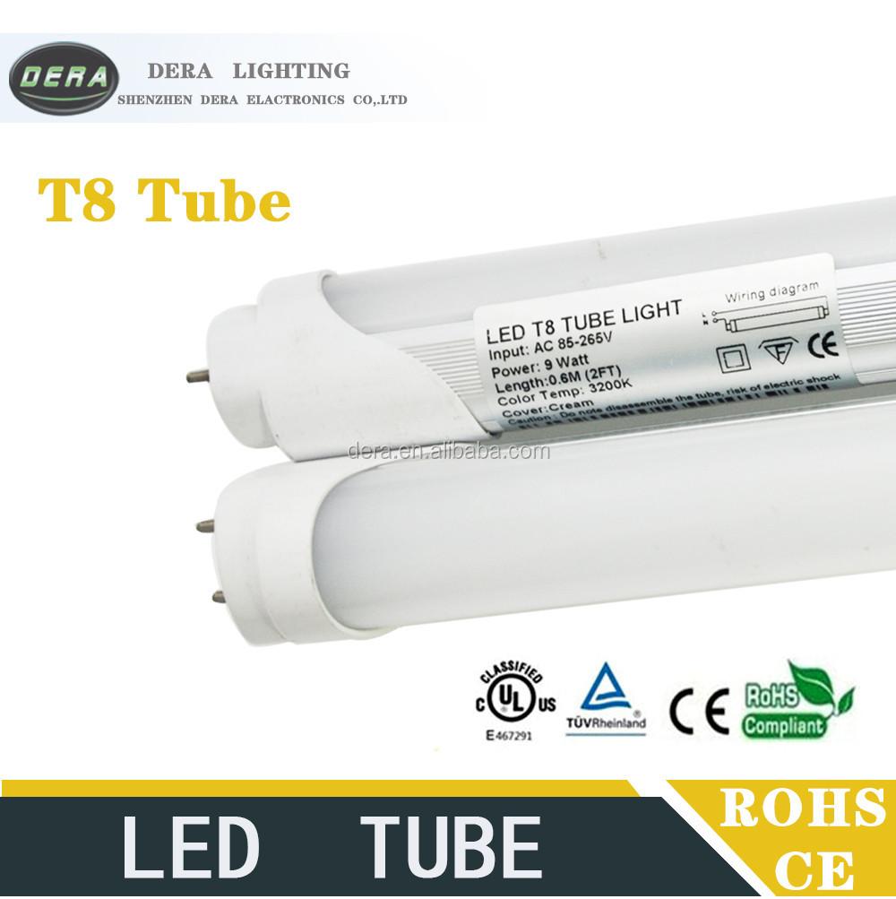 Venta al por mayor iluminaci n fluorescente impermeable - Fluorescente led precio ...