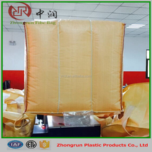 PP tonne bags building material packing big bag , 1000kg Jumbo Bag for lime sand cement