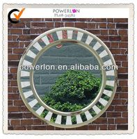 Illusion small round craft mirrors